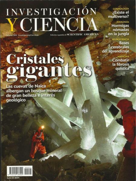 Revista: Investigación y ciencia - Octubre 2011 [PDF | Español | 64.04 MB]