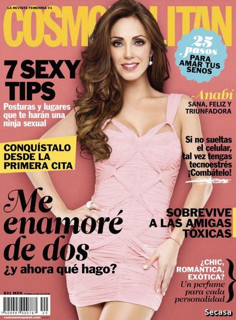 Revista: Cosmopolitan [México] - Octubre 2011 [PDF | Español | 54.15 MB]