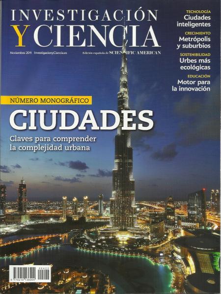 Revista: Investigación y ciencia - Noviembre 2011 [PDF | Español | 68.16 MB]