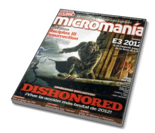 Microman�a - Dishonored - Julio 2012 (Extra)