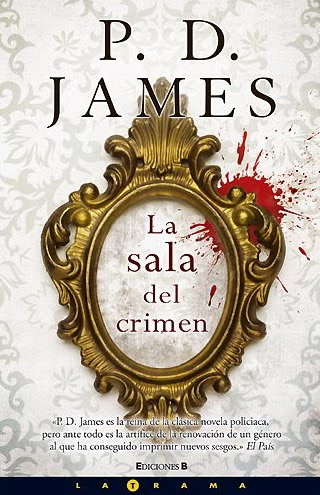 La sala del crimen - P.D. James [PDF | Español | 9.2 MB]