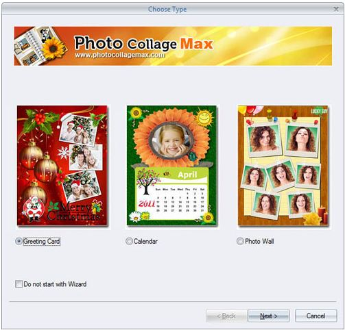 Photo Collage Max 2.1.7.2 - Decora tus fotos