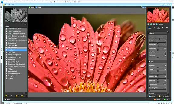 Topaz Detail 3.0.0 for Photoshop - Mejora tus imágenes