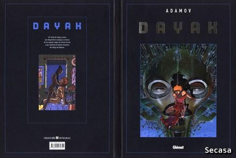 Adamov - Dayak [Cómic]