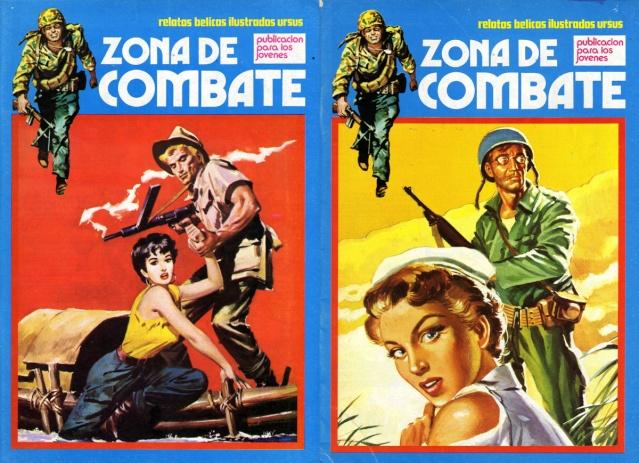 Zona de Combate [73-74][Cómic][Español]