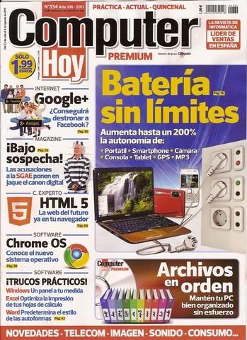 Revista: Computer Hoy No. 334 [23.06 MB | PDF]