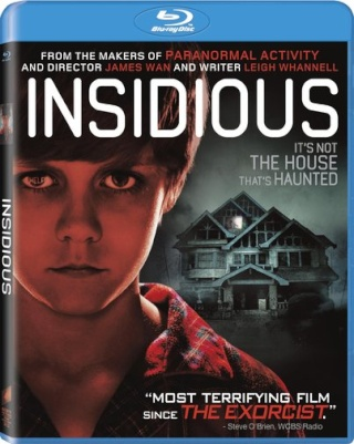 Insidious [BDRip m720p][Multilenguaje][Terror][2010]