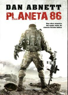 Planeta 86 - Dan Abnett