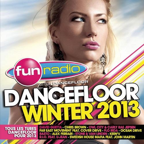 Fun Radio Dancefloor Winter 2013 [2CDs] (2013)
