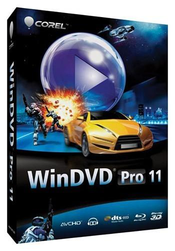 Corel WinDVD Pro v.11.0.0.289 [Multilenguaje]