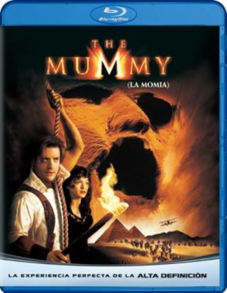 La momia [BDRip 720p][Espa�ol AC3][Aventuras][1999]