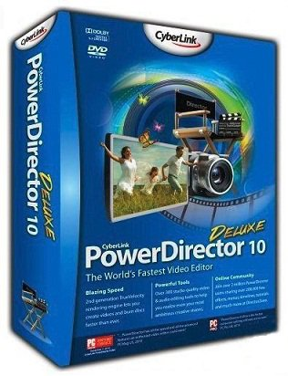 CyberLink PowerDirector 10.0.0.1005
