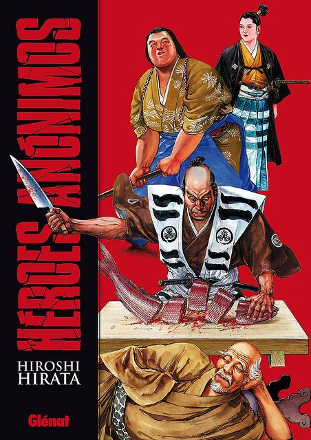 Héroes anónimos - Hiroshi Hirata [CBR | Español | 142.25 MB]