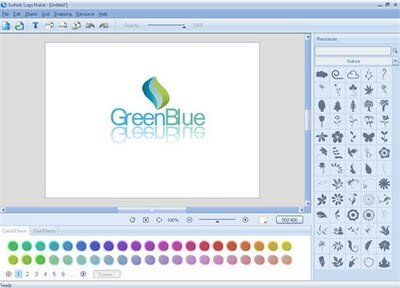 Sothink Logo Maker Professional 4.3 Build 4531 - Diseña tu logo