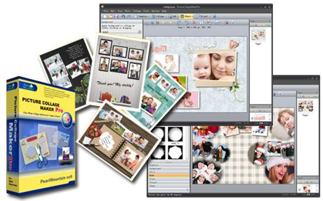 Picture Collage Maker Pro 3.4.0 – Crea collages con tus fotos