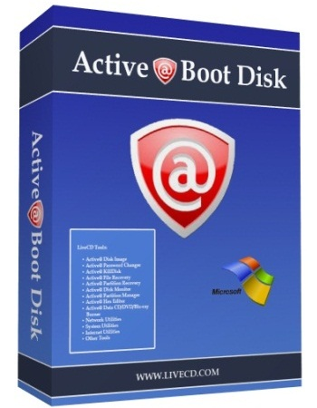 Active Boot Disk Suite 6.5.0 Datecode 26.11.2012 - Crea un disco de arranque