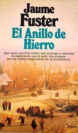 El anillo de hierro - Jaume Fuster [DOC | Español | 1.51MB]