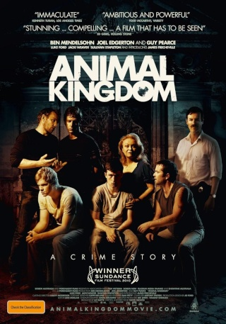 ver Animal Kingdom [BDRip m720p][Dual AC3][Thriller][2010] online
