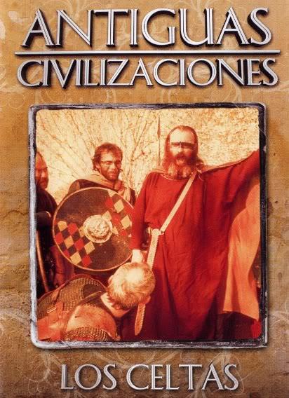 Antiguas civilizaciones: Los celtas [DVD5 Full][Español Dolby Digital 2.0][1997]