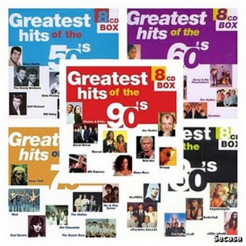 6gb va greatest hits of the for Classic house hits 90 s