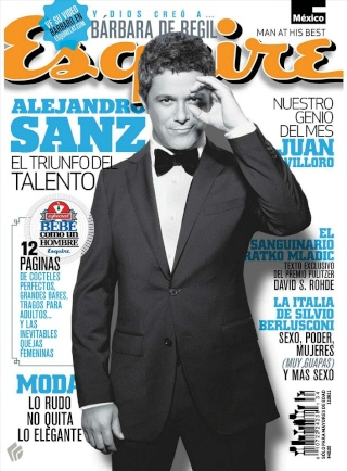Revista: Esquire [México] - Julio 2011 [99.82 MB | PDF]