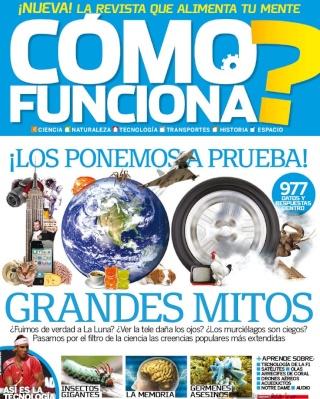 Revista: Cómo funciona - Julio 2011 [35.32 MB | PDF]