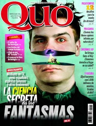 Revista: Quo - Agosto 2011 [16.41 MB | PDF | Español]