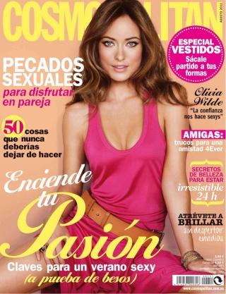 Revista: Cosmopolitan [España] - Agosto 2011 [87.18 MB | PDF]