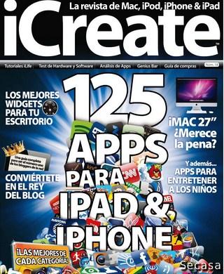 Revista: iCreate - Agosto 2011 [36.82 MB | PDF]
