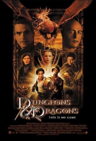 Dragones y mazmorras [DVDRip][Fantástico][2000]