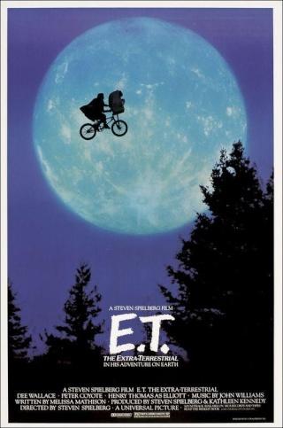 E.T., el extraterrestre [BDRip m720p][Dual AC3.DTS][C. Ficci�n][1982]