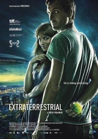 Extraterrestre [DVDRip][Español][Comedia][2011]