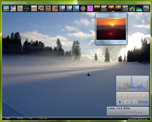 FastPictureViewer Home Basic 1.9 Build 280 (x86/x64) [Multi] - Visor de imágenes