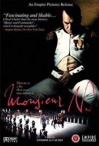 La última batalla (Monsieur N.) [DVDRip][Drama][2003]
