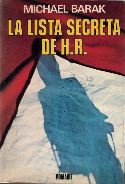 La Lista Secreta De H. R. - Michael Barak