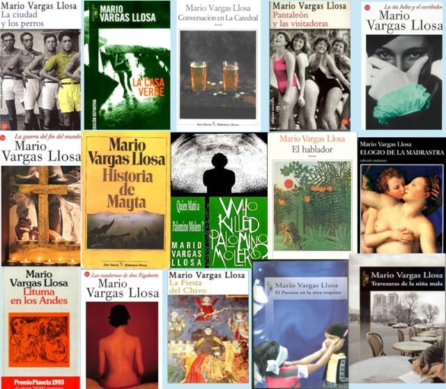 Biblioteca de Mario Vargas Llosa [EPUB]