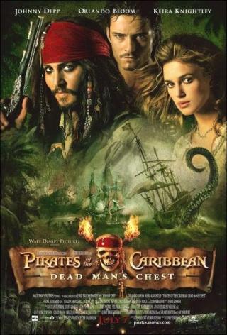 Piratas del Caribe: El cofre del hombre muerto [HDRip][Espa�ol][Aventuras][ ...