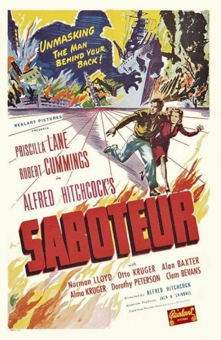 Sabotaje [BDRip 1080p][Trial DTS.AC3][Subs][Intriga][1942]