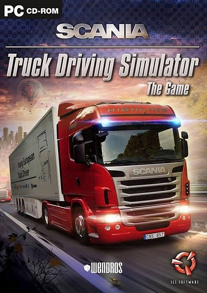 Scania Truck Driving Simulator [Multi/Español][PC][2012]
