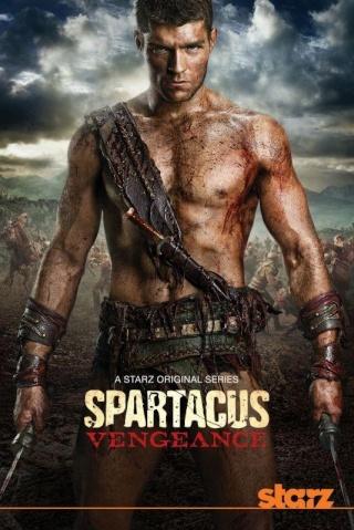 Spartacus: Venganza [Temporada 2 Completa][HDTV 720p][Espa�ol]
