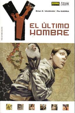 Y, el último hombre (Y, the last man) - Brian K. Vaughan - Pia Guerrra [CBR | Español | 596.08 MB]