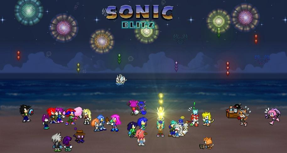 Sonic Blitz
