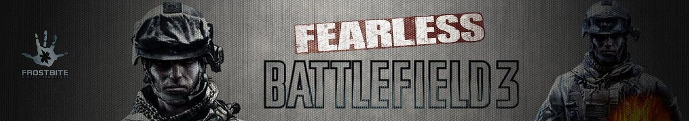 Fearless Battlefield 3
