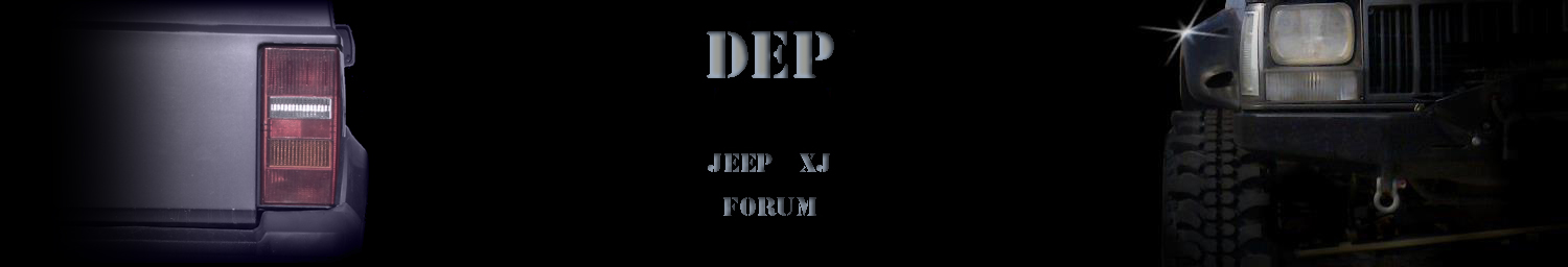 forum italiano Jeep XJ