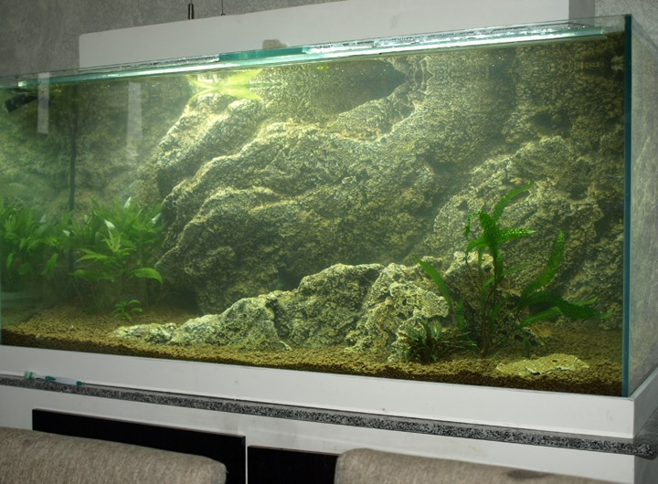 décor aquarium resine epoxy