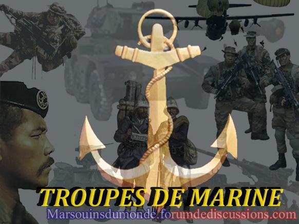 Marsouins de France et d'outre-mer