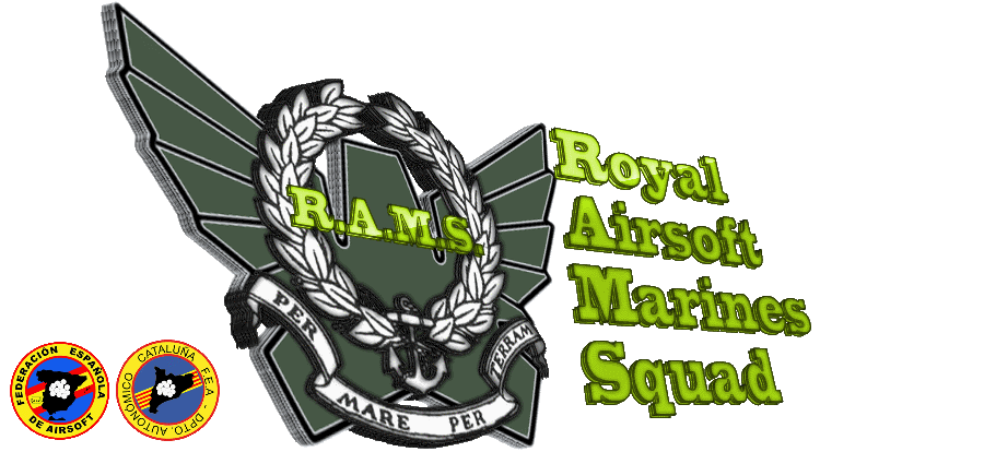 Royal Airsoft Marines Squad