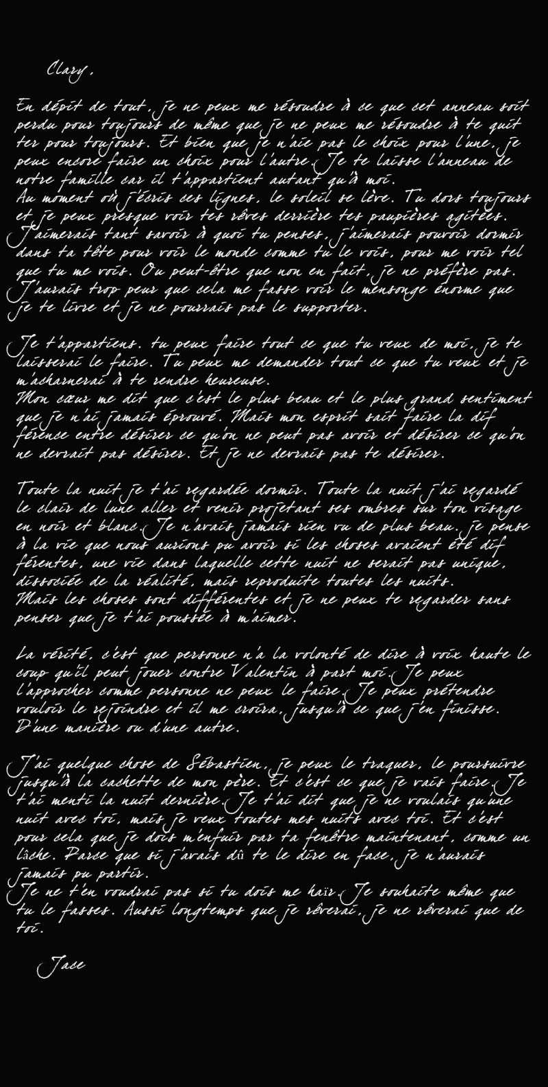 La Cite Des Tenebres The Mortal Instruments