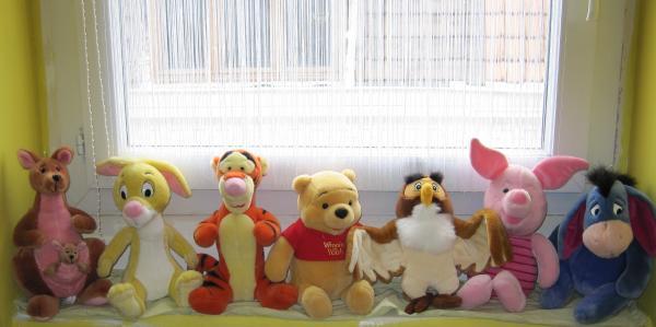 Chambre Bebe Theme Winnie