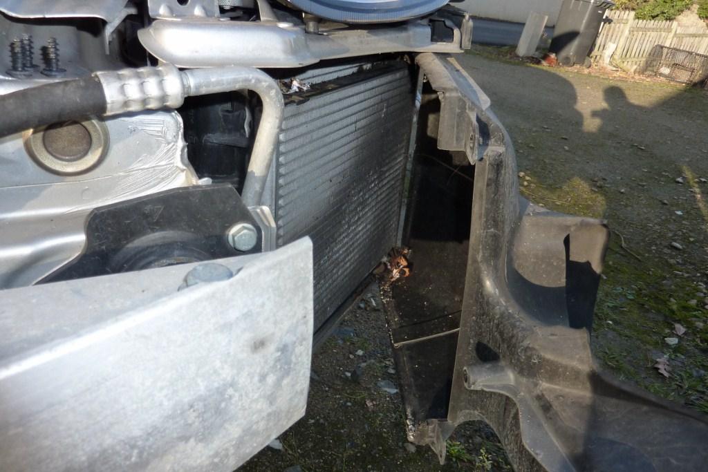 cayman boxster 987 nettoyage des radiateurs et. Black Bedroom Furniture Sets. Home Design Ideas